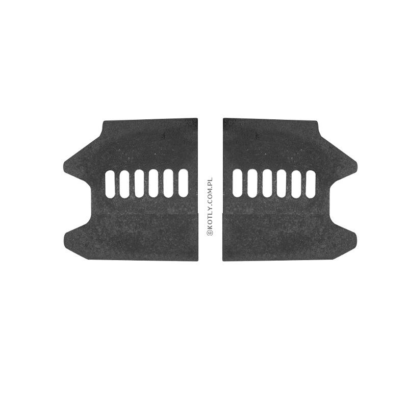 Ruszt dodatkowy do palenia drewna w VIADRUS U26 3 człony - komplet (2 szt.)