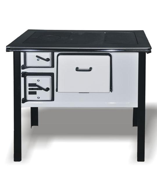 Kuchnia węglowa typu TK2  610 bez szuflady  sklep Kotly com pl -> Kuchnia Weglowa Z Podkową Jawor