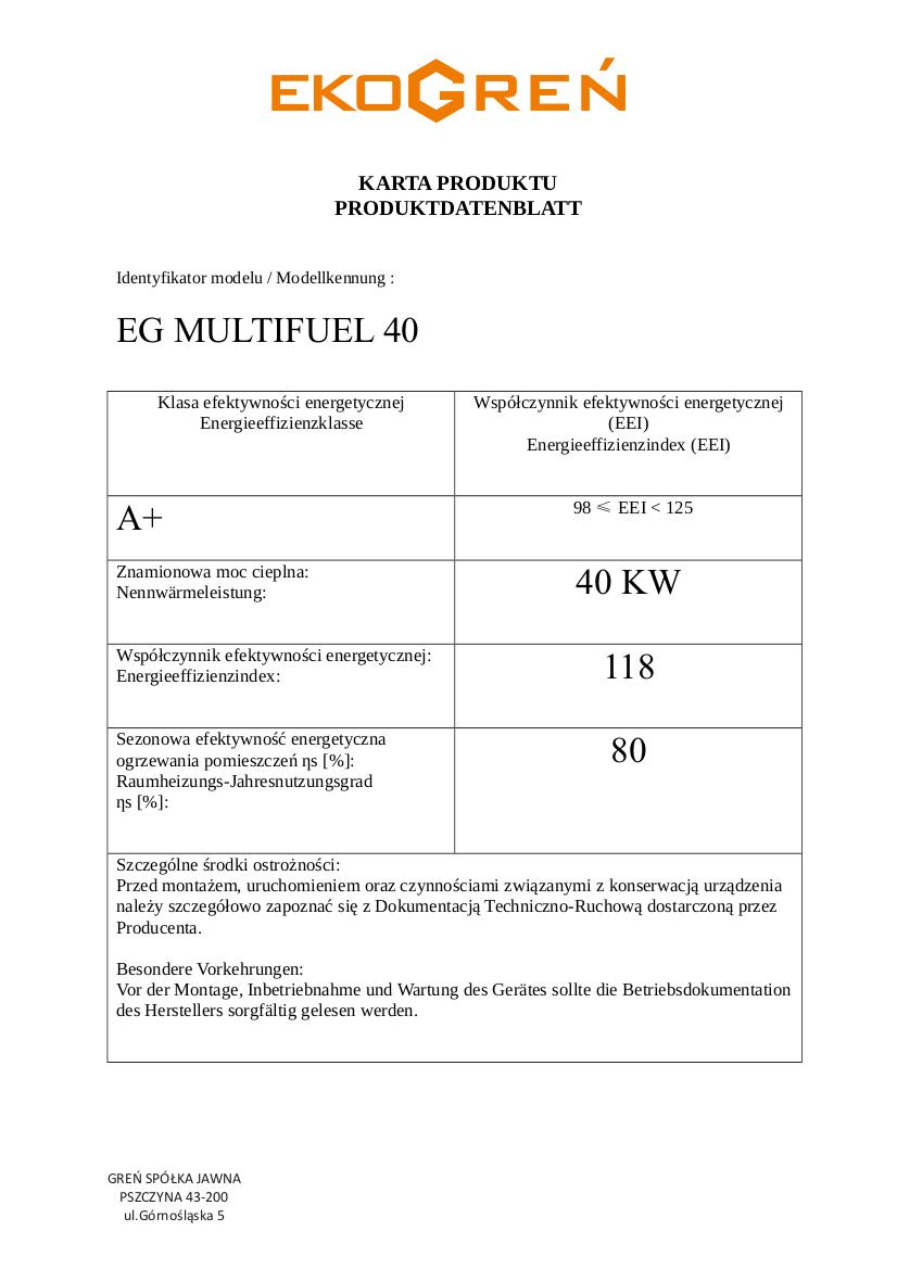 BAFA Kessel für Pellet und Hackschnitzel EG-Multifuel 40 kW - Kessel ...
