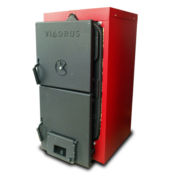 Piec żeliwny Viadrus U22 BASIC - 10 członów - 58,1 kW