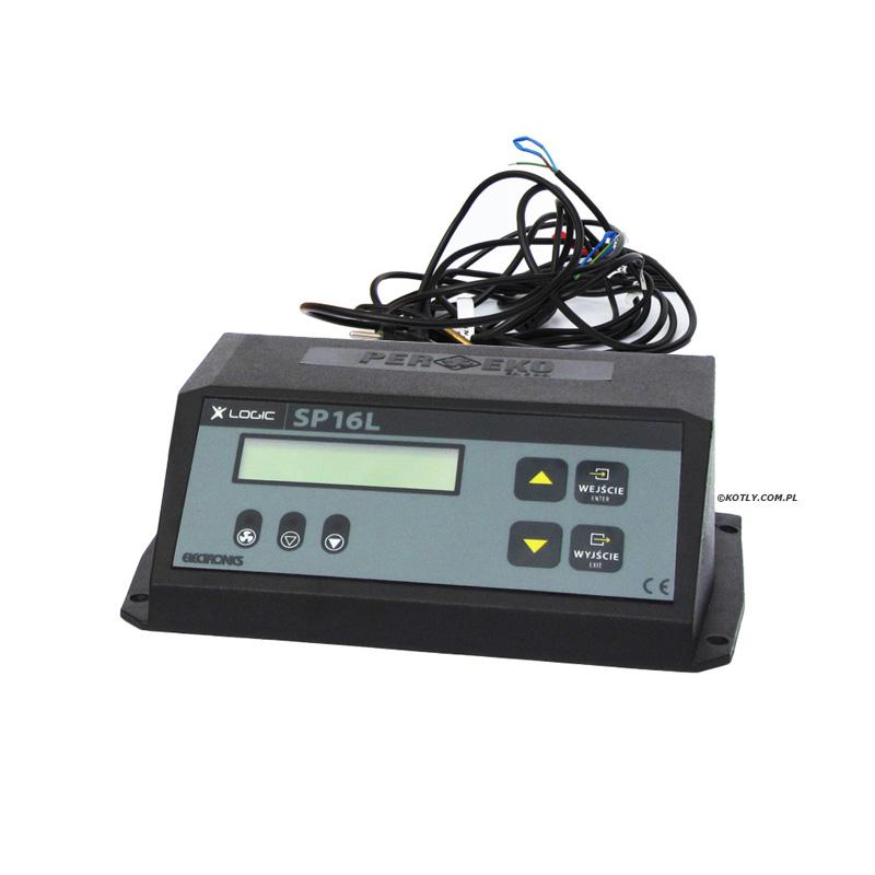 Steuerung ELECTRONICS SP16L - komplett, mit Verkabelung und Gehäuse ...