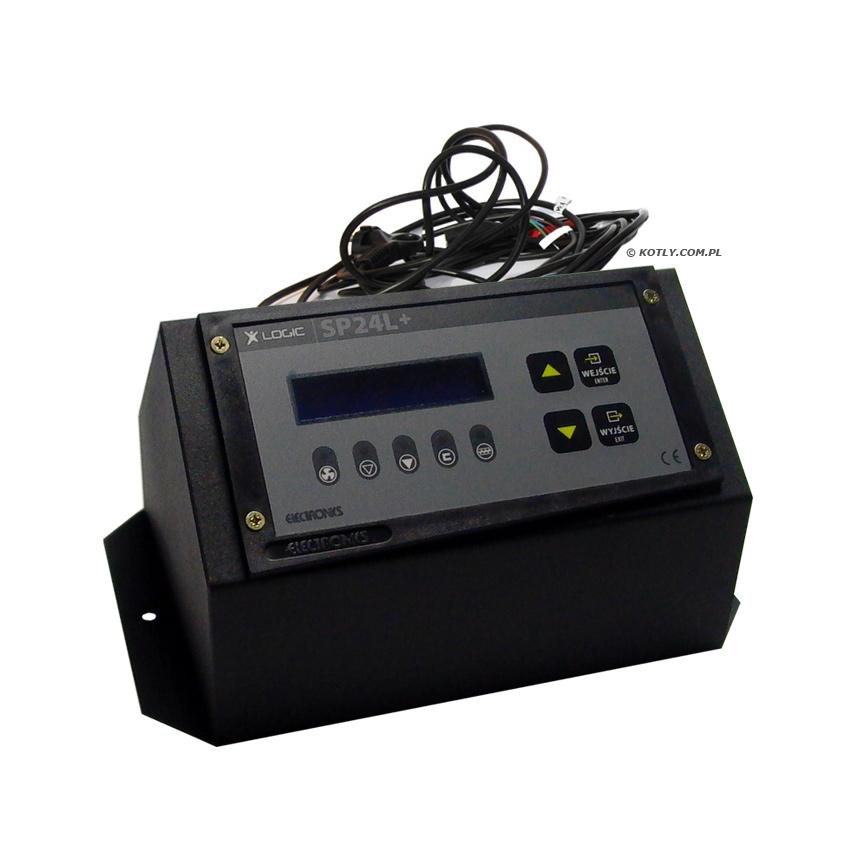 Steuerung ELECTRONICS SP24L+ - komplett, mit Verkabelung und Gehäuse ...