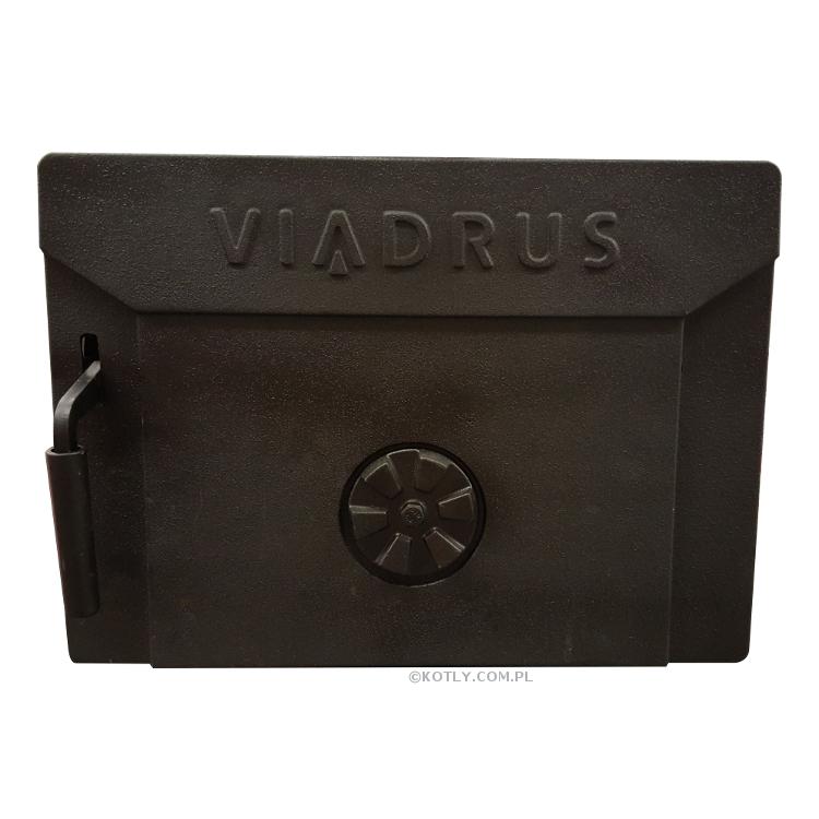 Kompletne drzwiczki zasypowe do Viadrus U26 - nowy typ