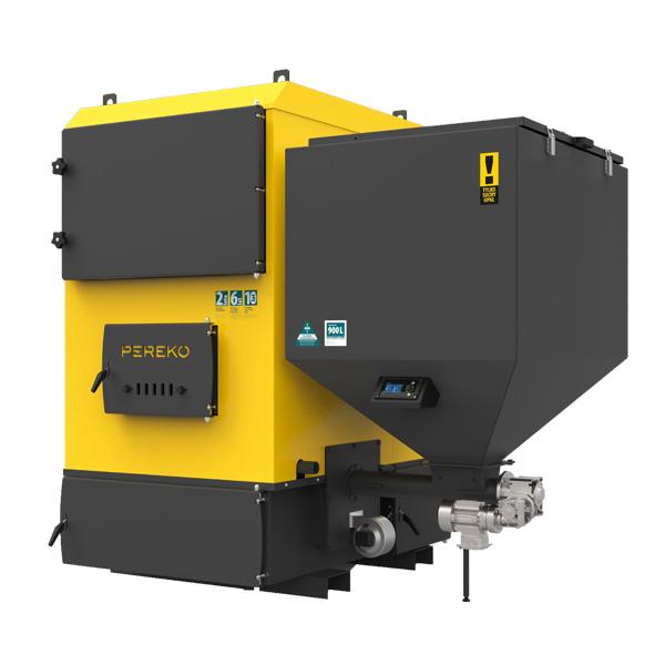 Boiler Pereko KSR Pro - 150 kW - Central heating - Polish, boilers ...