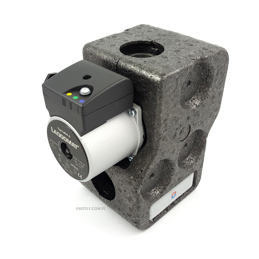 Laddomat 21-60 z pompą elektroniczną - R32, 63°C