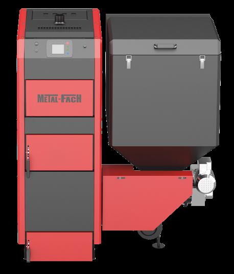 Kocioł Metal-Fach SEG BIO 25 kW