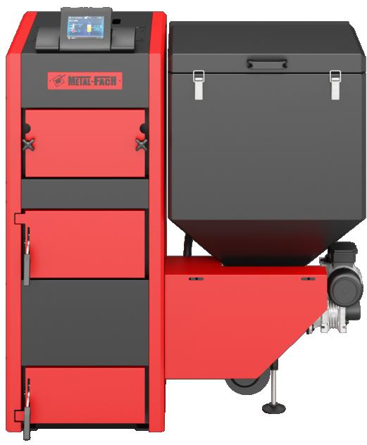 Kocioł Metal-Fach SEG BIO 50 kW