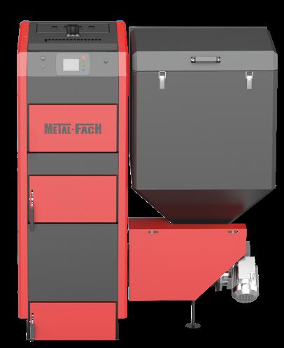 Kocioł Metal-Fach SEG 17 kW