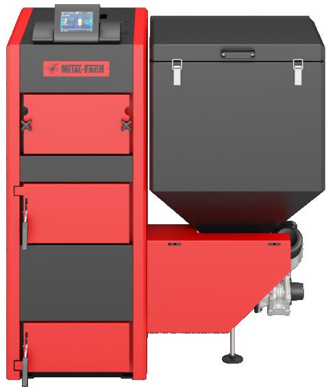 Kocioł Metal-Fach SEG 38 kW