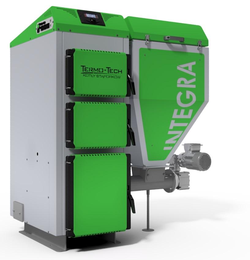 Automatyczny kocioł TERMO-TECH INTEGRA 25