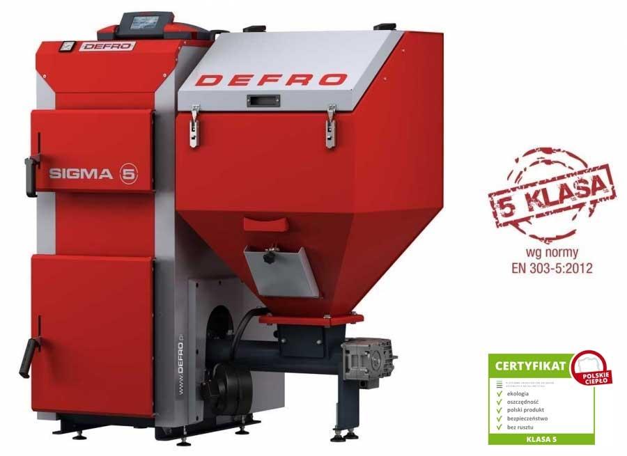 Kocioł Defro Sigma 48 kW