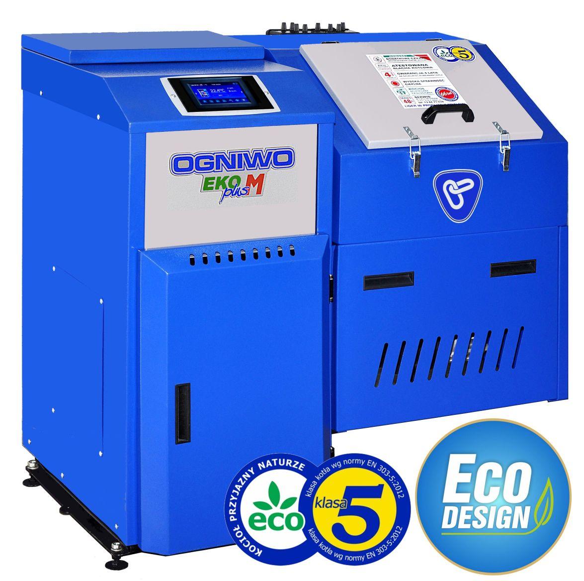 Kocioł Ogniwo EKO PLUS M 20 kW