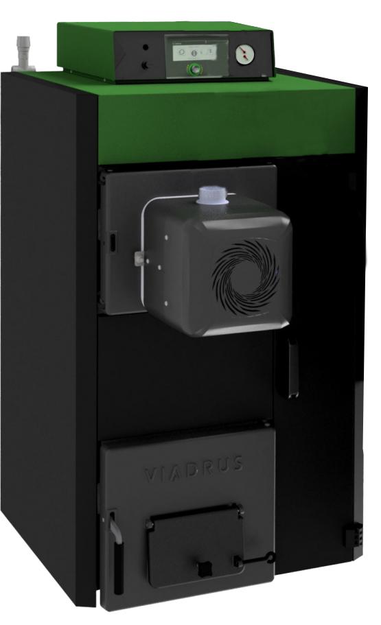 Kocioł żeliwny Viadrus A2C - 5 członów - 20 kW