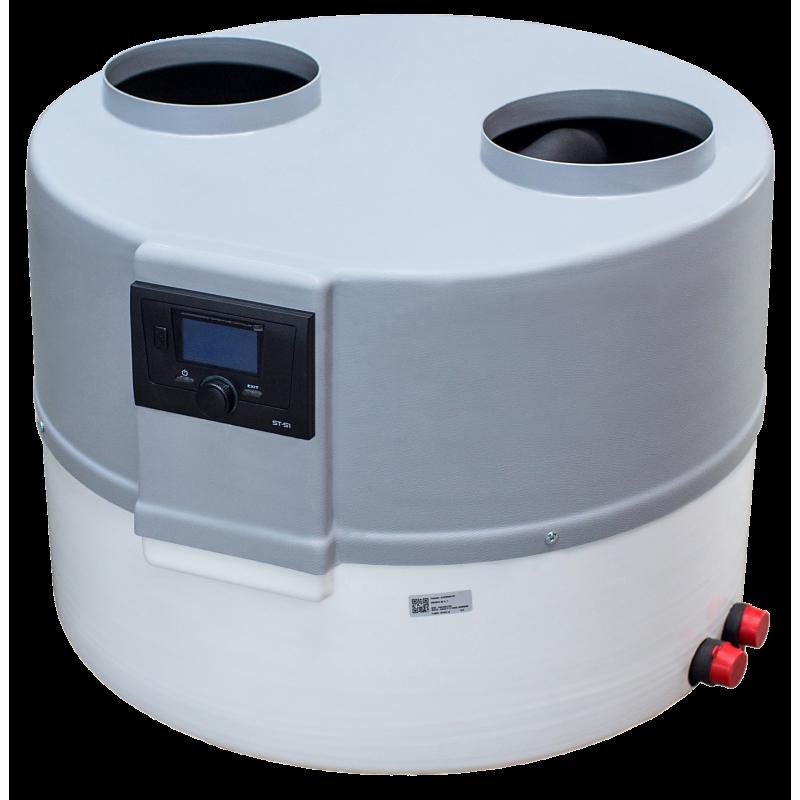 Wärmepumpe für die Warmwasserbereitung 2,5 kW DROPS M4.1 - Kessel ...