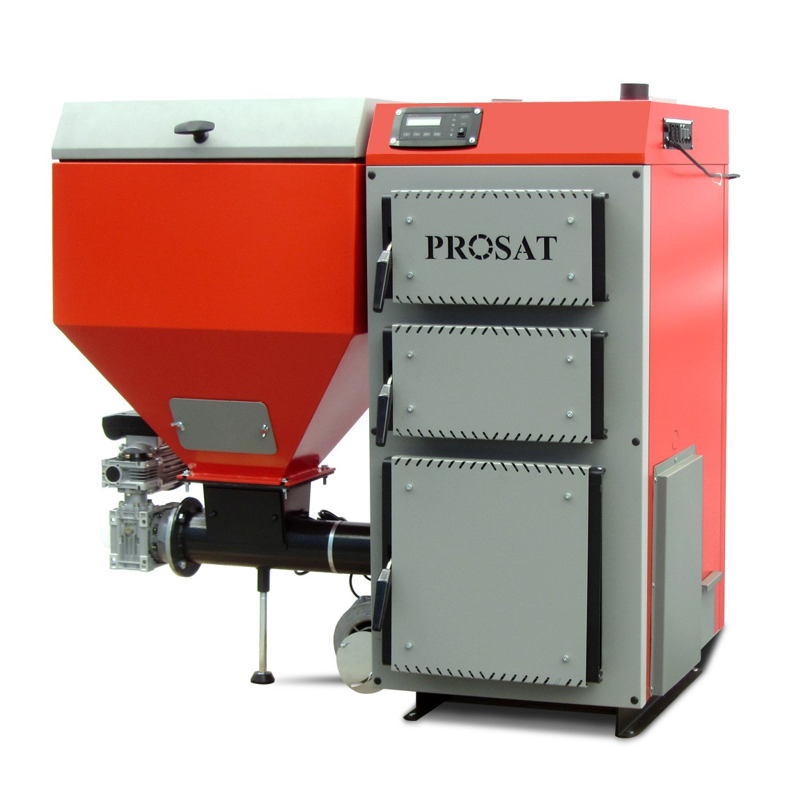 Boiler for coal 5-25mm PROSAT WE 5 class 15 kW