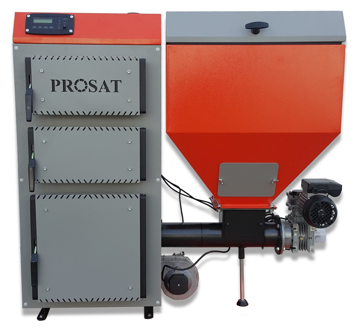 Boiler for coal 5-25mm PROSAT WE - 5 class -20 kW