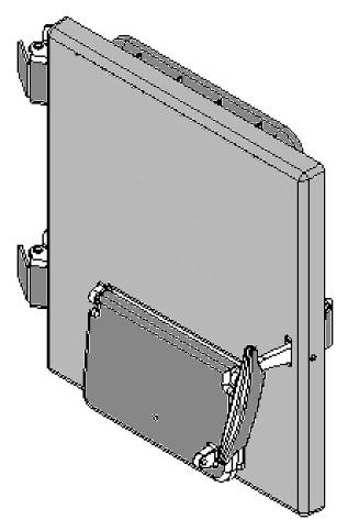 Lower door fo boiler VIADRUS A0C LP - Central heating - Polish ...
