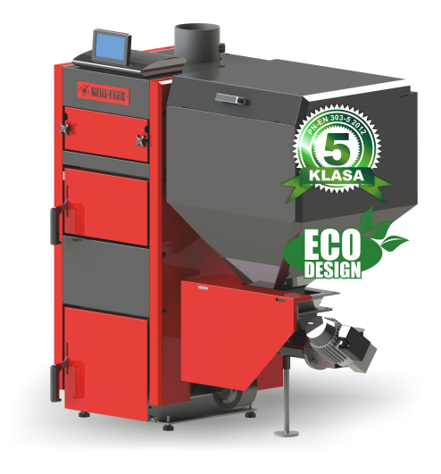Boiler Metal-Fach SMART EKO-CARBON 30kW 5th class ECODESIGN