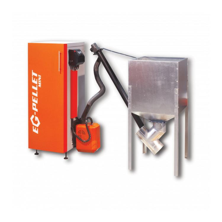Kocioł na pellety EG-Pellet Mini 24-REVO