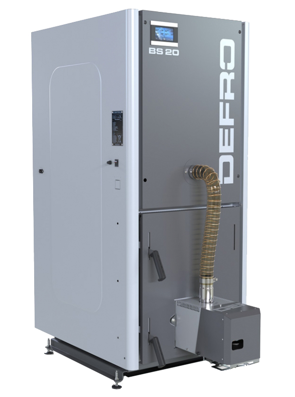Kocioł na pellety Defro Bio Slim 15 kW