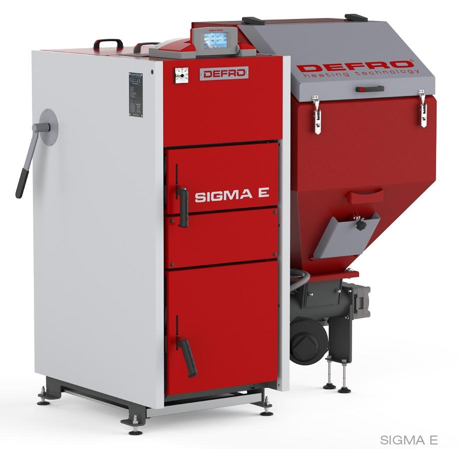 Kocioł DEFRO SIGMA E 48 kW