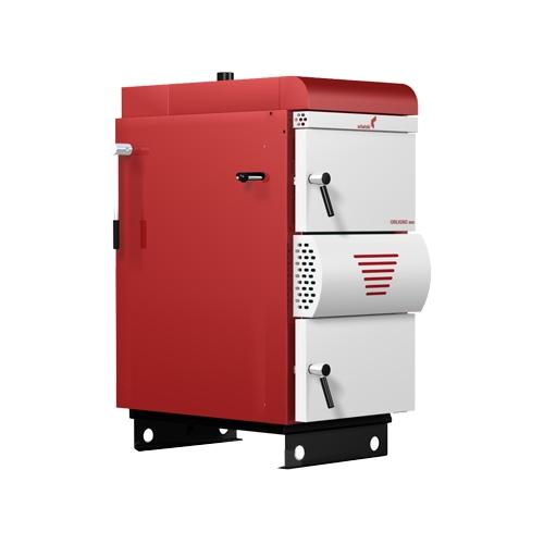 Wood gasifying boiler Orligno 300 18 kW