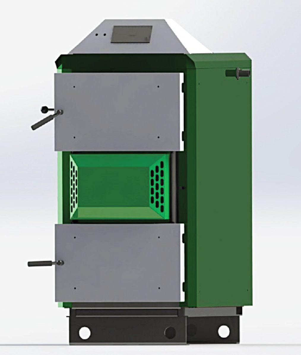 Wood gasifying boiler Orlan 18 Super D
