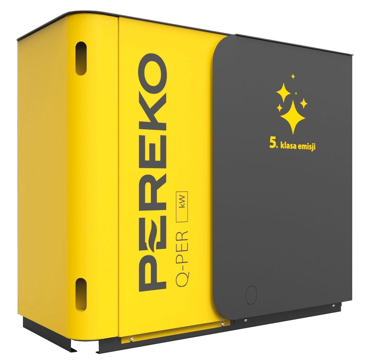 Kocioł na ekogroszek PEREKO Q-PER 18 kW