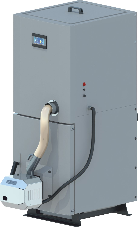 Boiler Metal-Fach SLIM PELLET 15 kW - Central heating - Polish ...