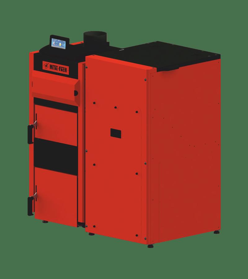 Kocioł Metal-Fach SMART PELLET 25 kW