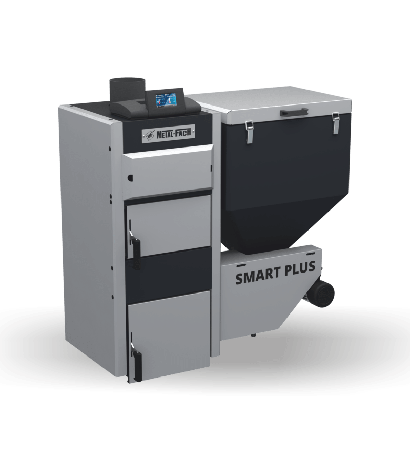 Kotel Metal-Fach SMART PLUS 20 kW se zapalovačem