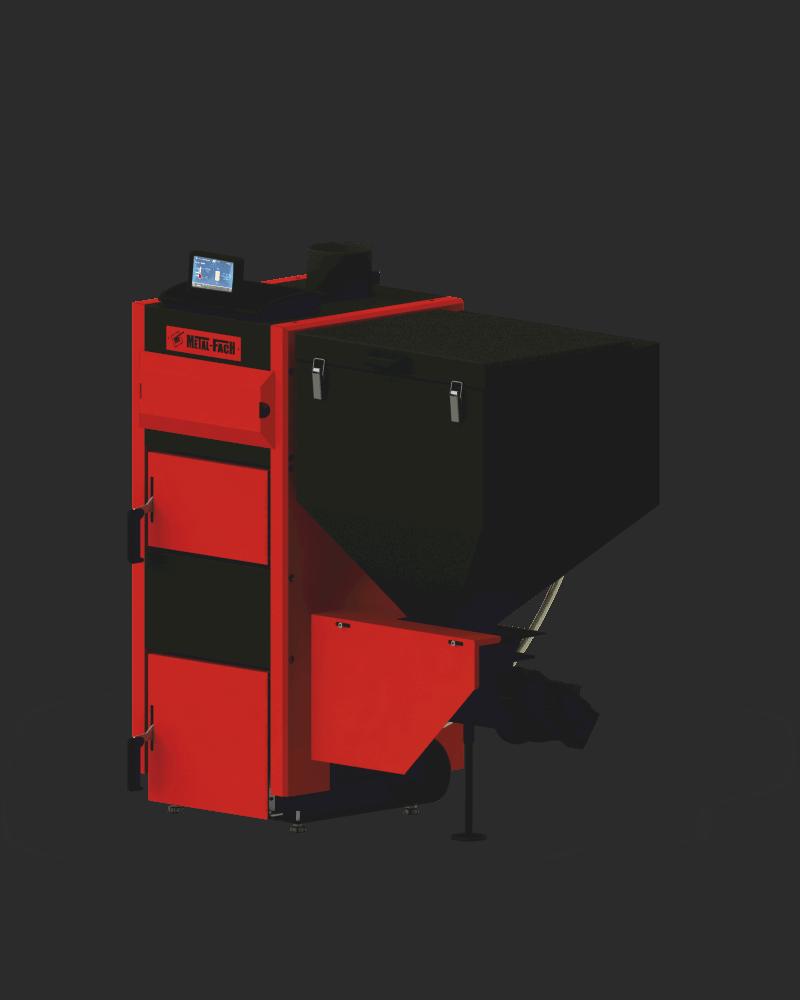 Kocioł Metal-Fach SMART EKO PLATINIUM 25 kW