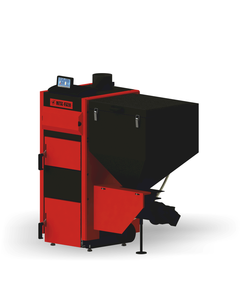 Kocioł Metal-Fach SMART EKO PLATINIUM 30 kW