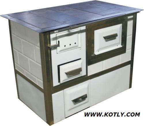 Kuchnia węglowa Monika  8 kW  sklep Kotly com pl -> Kuchnia Weglowa Z Weżownicą Używana