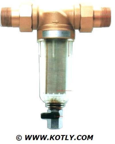 """FF06-1AA Filter Honeywell MiniPlus-FF Feinfilter DN 25 1/"""""""