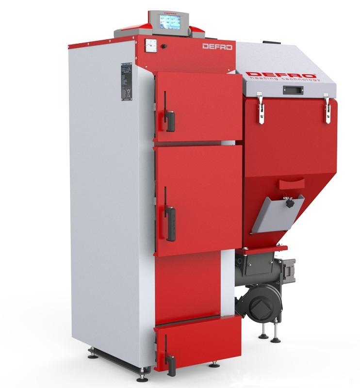 Automatic boiler Defro Komfort Eko LUX 40 kW