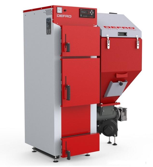 Automatic boiler Defro Komfort EKO 30 kW