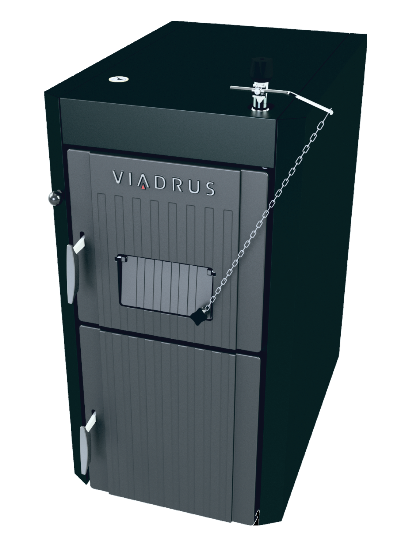 Cast iron boiler for wood Viadrus U22 Economy 21 kW