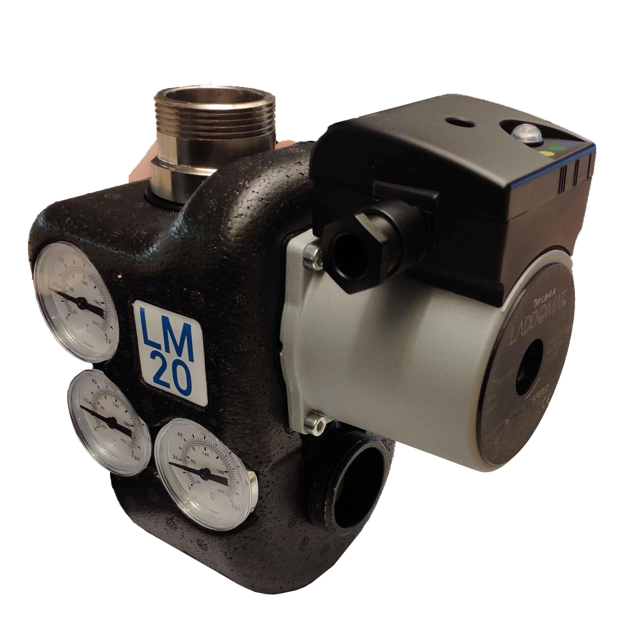 Laddomat 20 z pompą elektroniczną -  R25, 72°C
