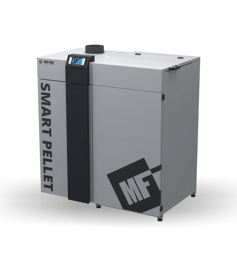 Kocioł Metal-Fach SMART PELLET WF 20 kW
