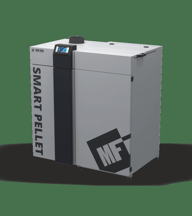 Kocioł Metal-Fach SMART PELLET WF 30 kW