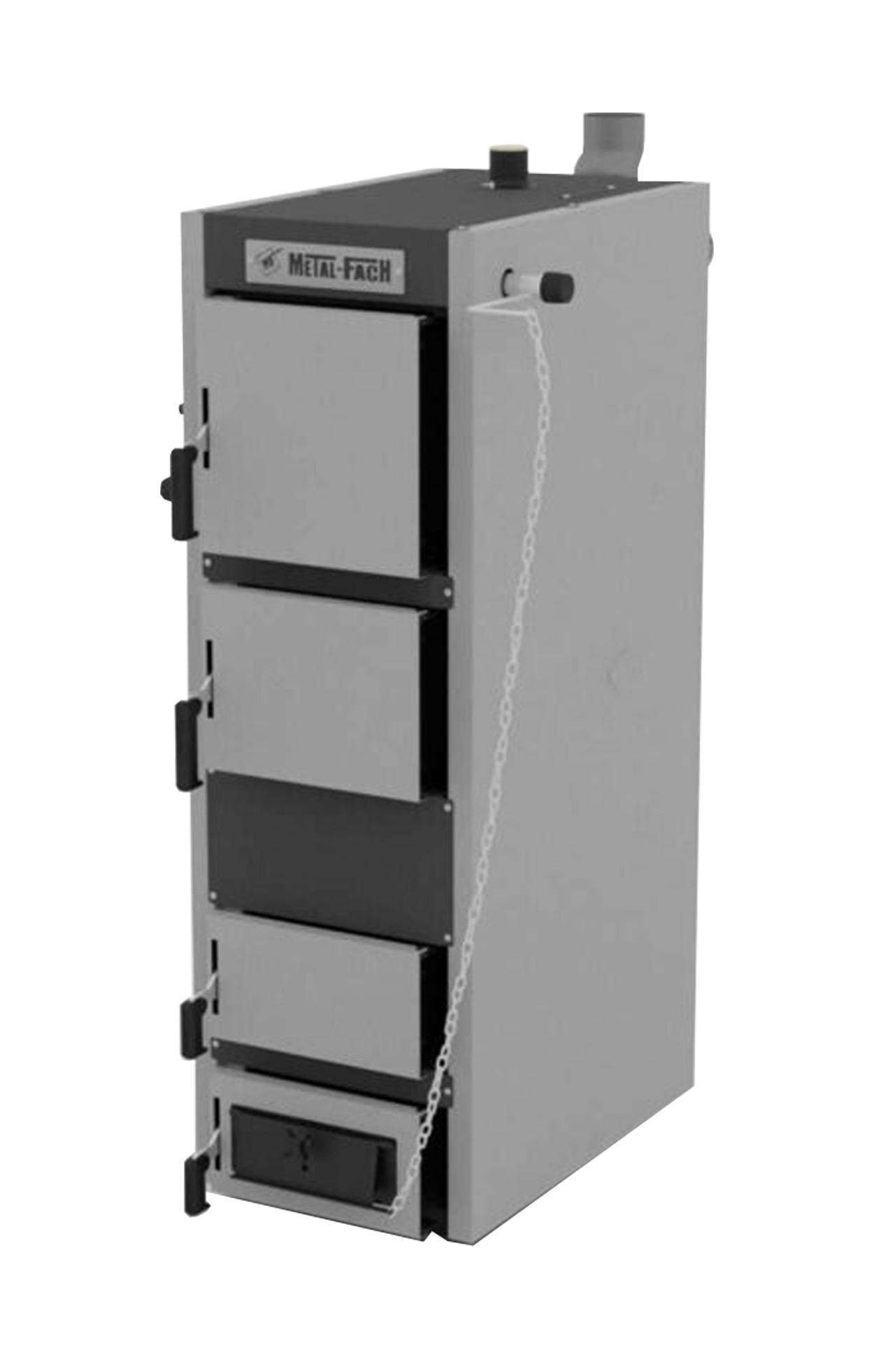 Kessel für Holz Metal-Fach SEMAX OPTI 23 kW - Kessel