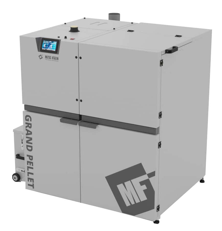 Kocioł Metal-Fach GRAND PELLET 20 kW