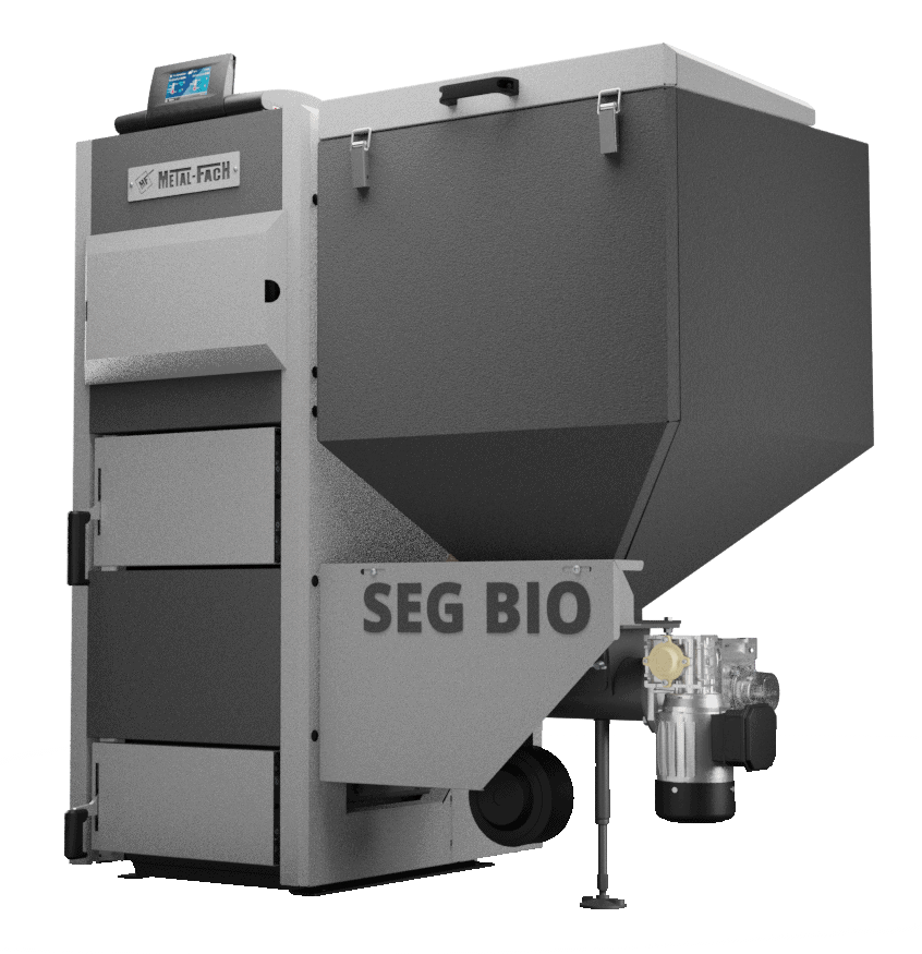 Kocioł na pellet Metal-Fach SEG BIO 30 kW