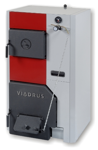 Kocioł żeliwny Viadrus U24 - 3 człony - 16kW