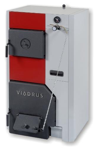 Kocioł żeliwny Viadrus U24 - 4 człony - 25kW