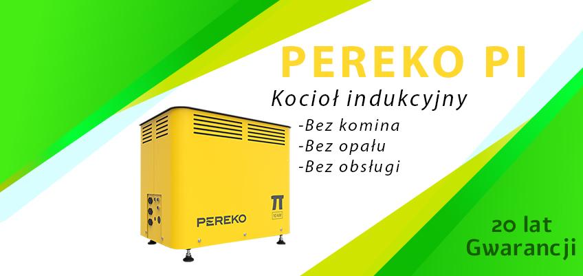 PEREKO PI kocioł na prąd