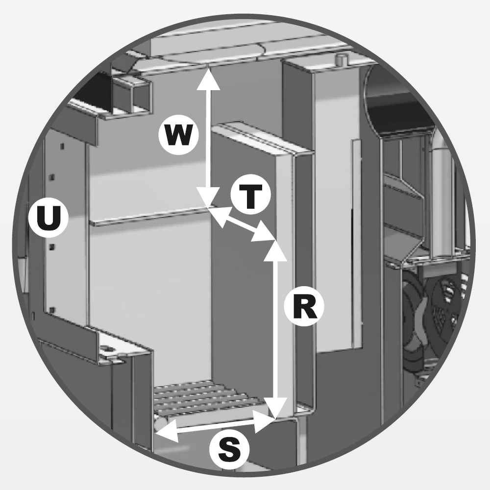Kocioł SK COMPACT komora spalania