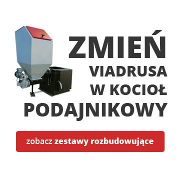 Zestaw palnika automatycznego Viadrus