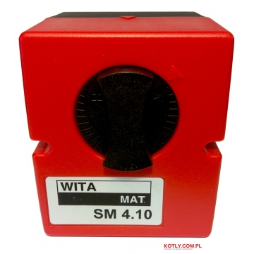 Actuator   WITA SM 4 - 230V-150sek.-10Nm for Minimix DN 40-50mm